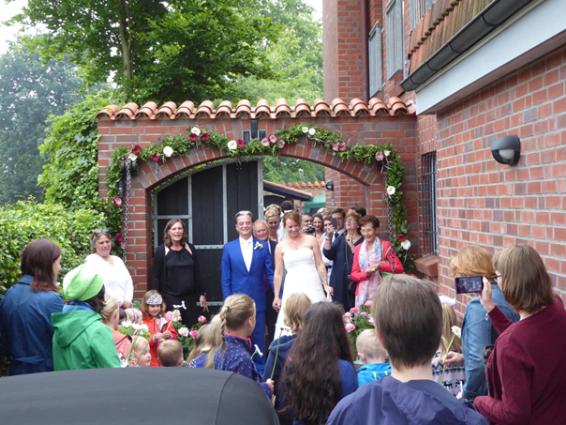 Heiraten in der Dittchenbühne - Forum Baltikum